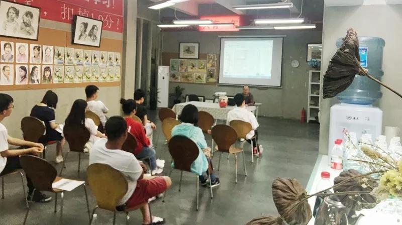 大武汉画室讲解美术艺考专业知识